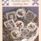 The Birds and the Quilting Bees Cross Stitch Pattern