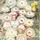 The Jar Lacy Collection, Jar Top Decorating, Cross Stitch pattern