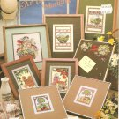 An Early Country Morning , Cross Stitch Patterns