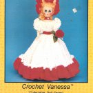 Collectible Doll Series, Crochet Vanessa 15 Inch Doll Dress