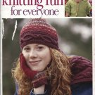 Better Homes and Gardens Knitting Fun for Everyone and Home Decor Patterns