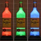 Jose Cuervo Gold Tequila Remote Control Color Changing LED Bottle Lamp Bar Light