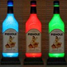 PIEHOLE Pecan Pie Whiskey Remote Control Color Change LED Bottle Lamp Light  Bar