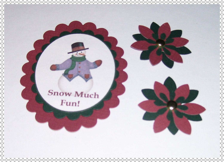 Snow Much Fun-3pc set