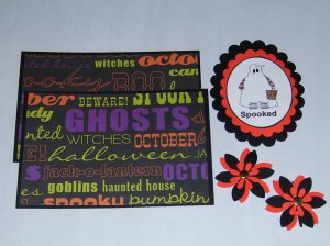 Spooked-5pc set