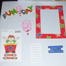 Fun Day-MMI-Retired HTF-Scrapbook set