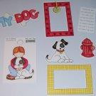 My Dog-MMI-Retired HTF-Scrapbook set