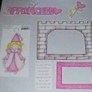 Our Princess-MMI-Retired HTF-Scrapbook set