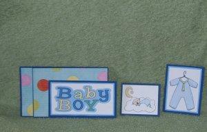 Baby Boy-5pc Mat Set