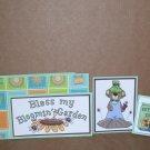 Bless My Bloomin Garden-5pc Mat Set