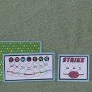 Bowling Boy-5pc Mat Set