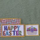 Happy Easter Bunny-5pc Mat Set