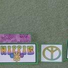 Hippie-5pc Mat Set