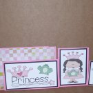 Princess-5pc Mat Set