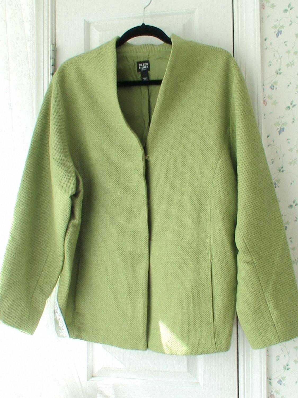 Eileen Fisher 2X Jacket
