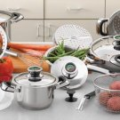 KTSS22 - Chefs Secret 22pc 9 Element Super Set with Stainless Steel.