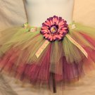 Three Layer Spring Tutu