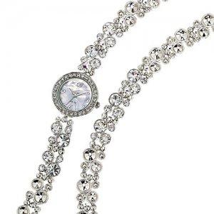 Chic Frost Watch and Bracelet Set - Avon