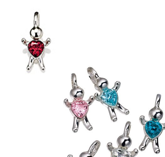 Diamond Baby Jewelry