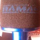 Aluminium Ram-Pipe Filter assembly REMOTE INTAKE -   UNIVERSAL