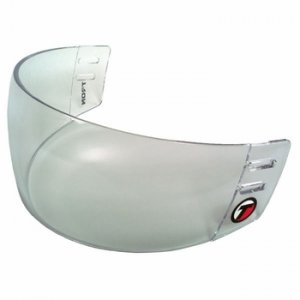 S-Series Anti Fog/Anti Scratch Senior Pro Straight Cut Half Shield Visor