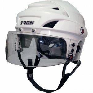 "20K Senior Hockey Helmet Medium / Visor 22.5"" - 24"" (White)"