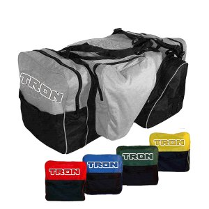 Hockey Equipment Bag w/ Skate Pockets