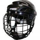 "20K Senior Hockey Helmet Medium w/ Cage 22.5"" - 24"" (Black)"