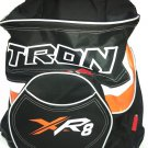 XR8 Backpack Hockey Equipment Bag Black/Orange