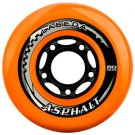 Labeda Asphalt Outdoor Inline Hockey Wheels Set 8-80mm 80A