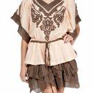 RYU - Embroidered Tunic