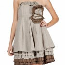 RYU - Tiered Ruffle Dress