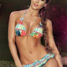 2012 Paradizia Swimwear Blue Paradise Triangle