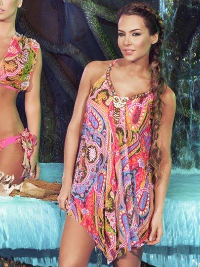 2012 Paradizia Swimwear Treasure Cover Up