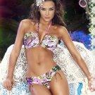 2012 Paradizia Swimwear: Crystal Bandeau Bikini