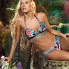 2012 Paradizia Swimwear Nautical Triangle Top Bikini
