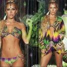 2012 Paradizia Swimwear Oceanica Bandeau Top Bikini