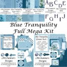Blue Tranquility  (Full Kit)