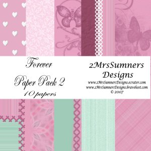 Forever Paper Pack 2