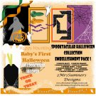 Spooktacular Halloween Collection Element Pack 1