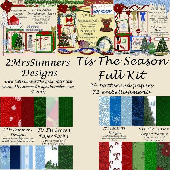 Tis the Season (Full Kit)
