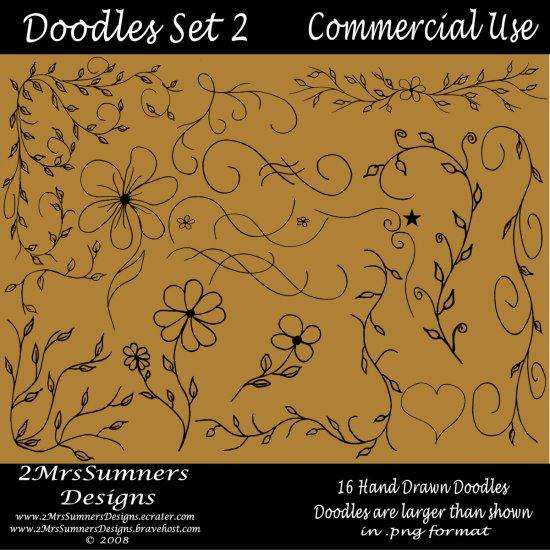 Doodles Set 2