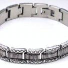 new style Titanium STEEL  BRACELET - Free shipping b-024