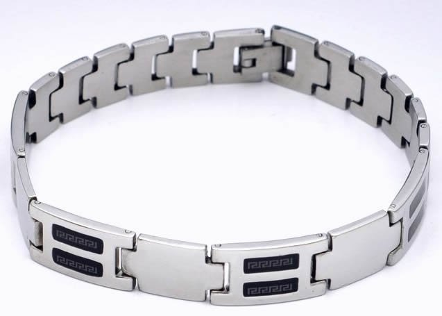 new style Titanium STEEL  BRACELET - Free shipping b-026