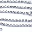hot style Titanium STEEL NECKLACE -Free shipping n-005