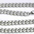 new style Titanium STEEL NECKLACE -Free shipping n-013