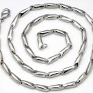 new style Titanium STEEL NECKLACE -Free shipping n-022