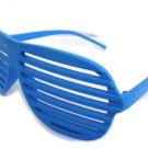 fashionable style sunglasses blue