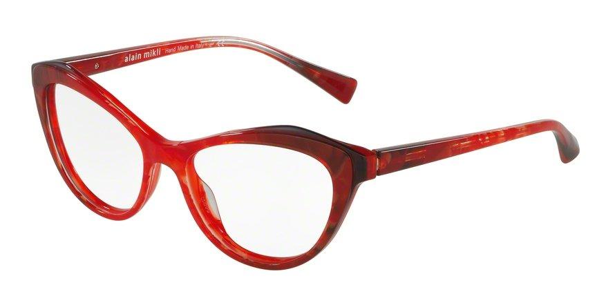 Alain Mikli 0A03061 Red Optical