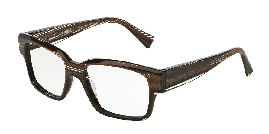 Alain Mikli 0A03044 Brown Optical
